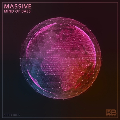 EP Massive - Mind Of Bass - Klubinho - KB Records - KBREC0002