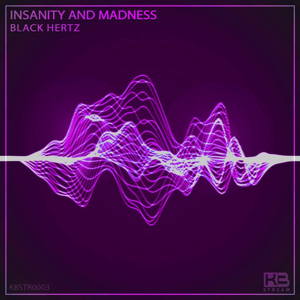 Insanity And Madness - Black Hertz - Klubinho - KB Stream - KBSTR0003