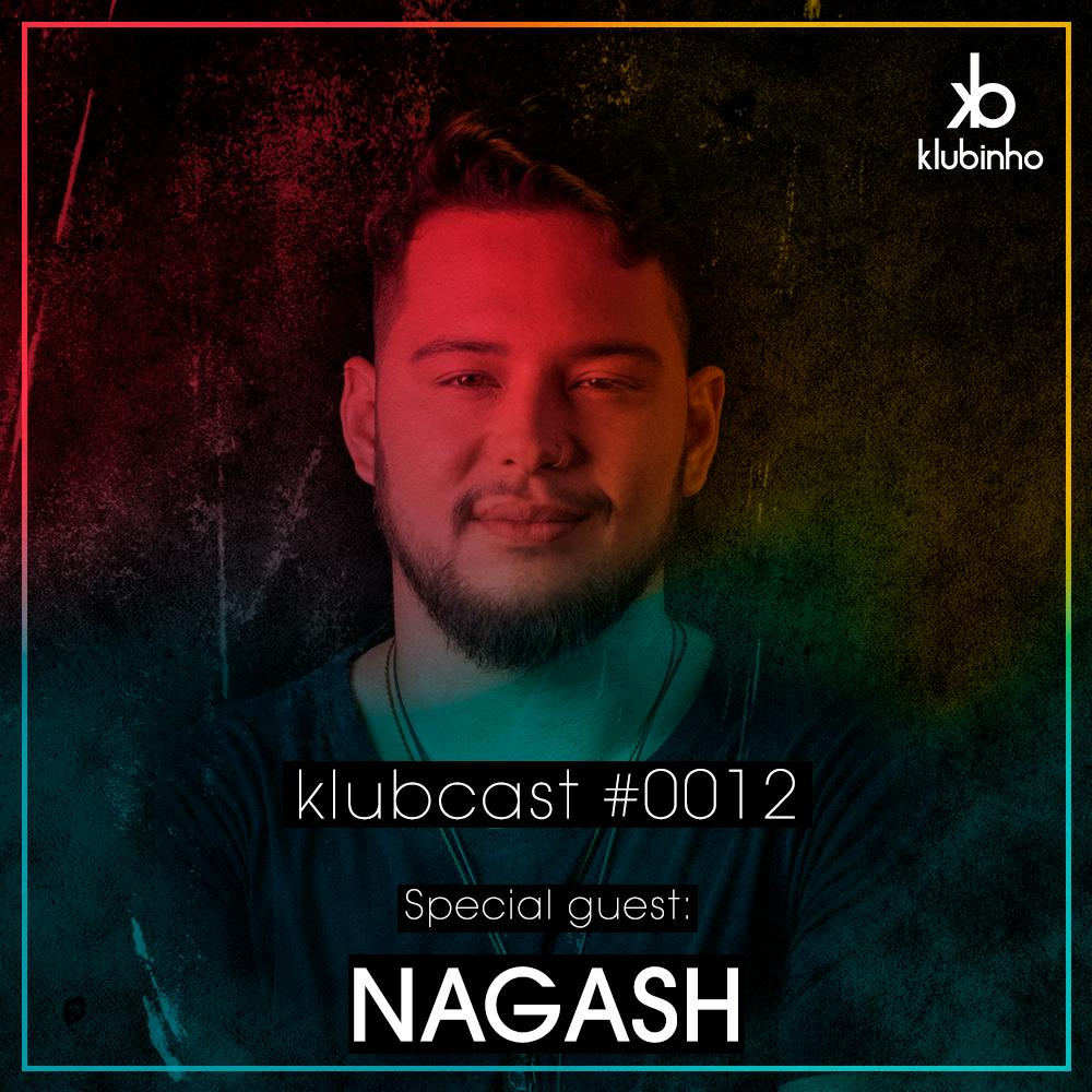 Klubinho Podcast 12 - Nagash - KlubCast - KLUBCAST0012