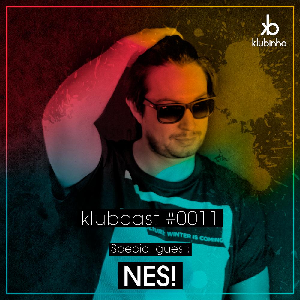 Klubinho Podcast 11 - NES! - KlubCast - KLUBCAST0011
