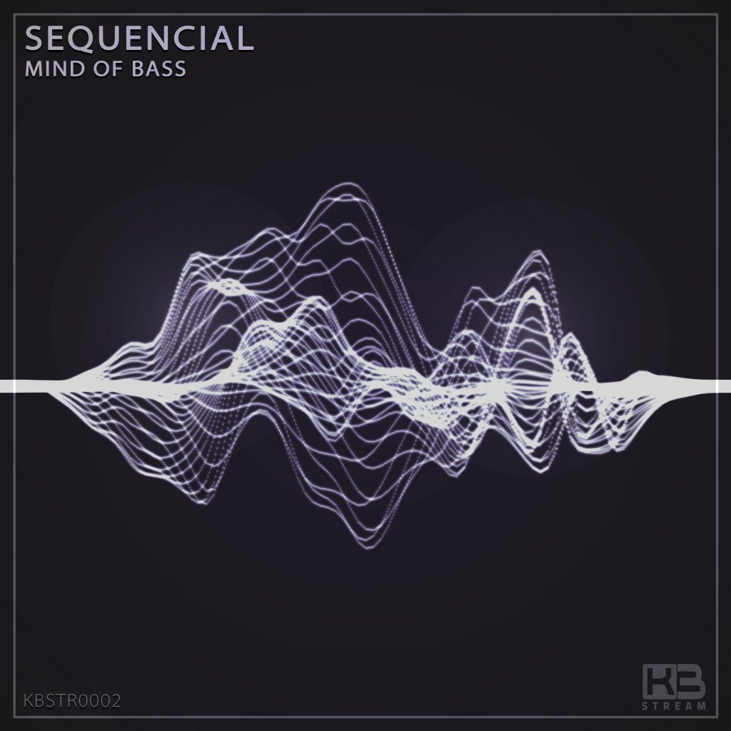 EP Sequencial - Mind of Bass - Klubinho - KB Stream - KBSTR0002