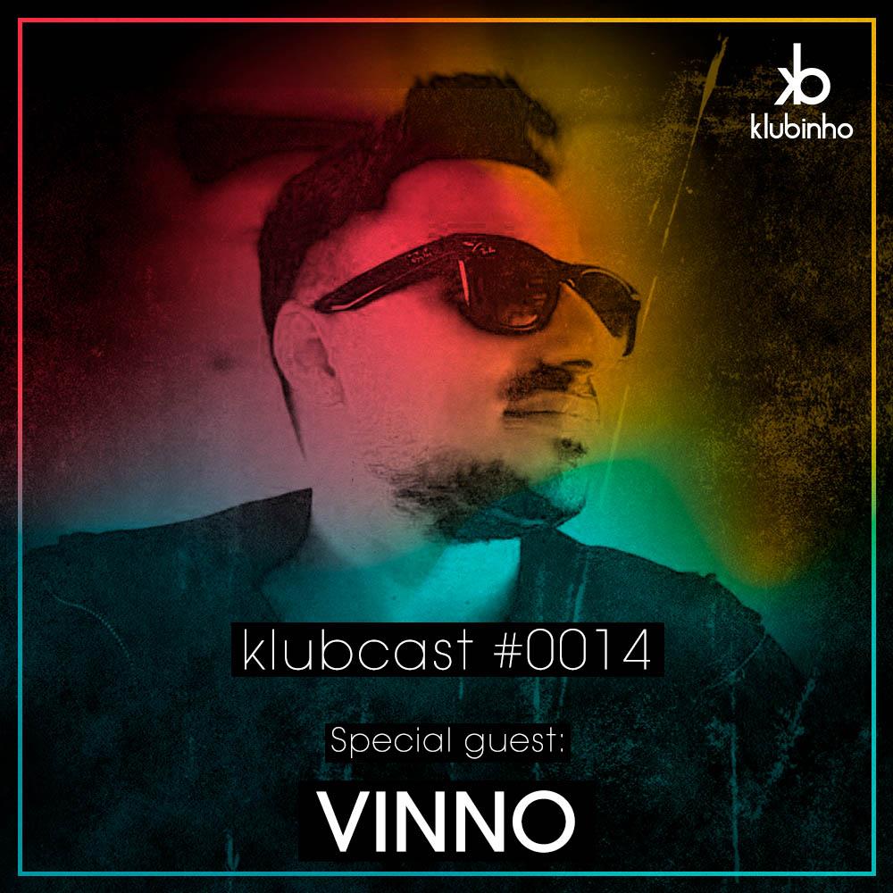 Klubinho Podcast 14 - Vinno - KlubCast - KLUBCAST0014
